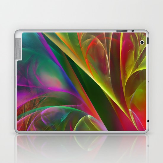 Fabulous Petals Laptop & iPad Skin