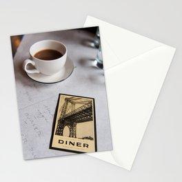 New York Diner Stationery Cards