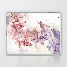 Flight of Bats Laptop & iPad Skin