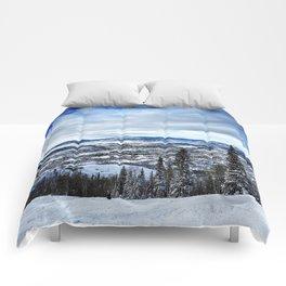 Bluebird Day Comforters