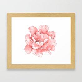 Beautiful Flower Art 21 Framed Art Print