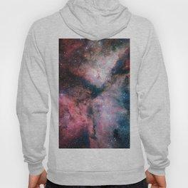 The Carina Nebula Astrophotography Space Art Hoody