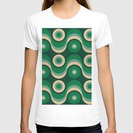 70s Optical Wallpaper T-shirt
