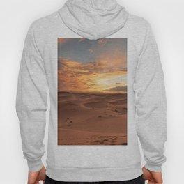 Desert Sunset I - Sahara, Morocco Hoody