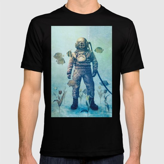 Deep Sea Garden  T-shirt
