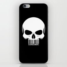 CONSUMER. iPhone & iPod Skin
