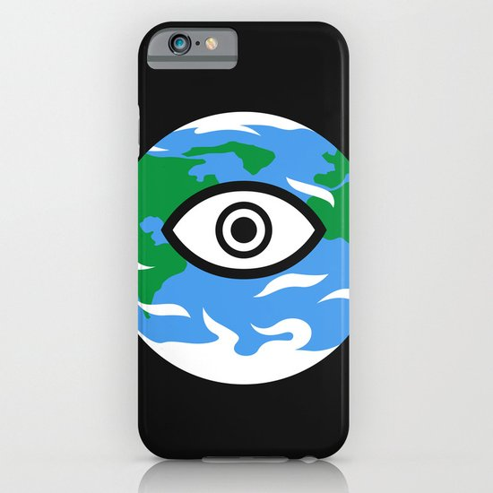 Curious iPhone & iPod Case