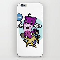 Bear Teddy iPhone & iPod Skin