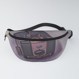 Old Brownie Camera Fanny Pack