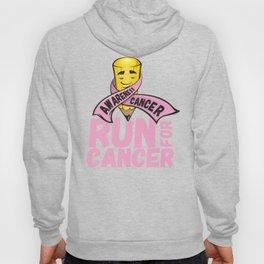 Run for Cancer, Cancer Awareness Hoody