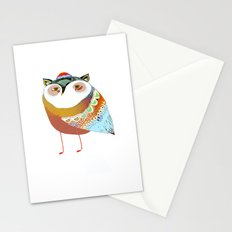 The Sweet Owl Stationery Cards