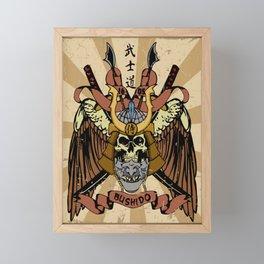 Samurai Showdown Framed Mini Art Print