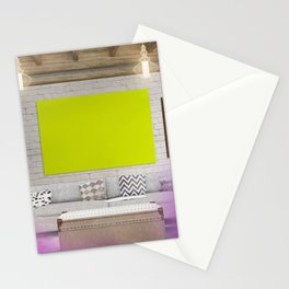 6 Scene Stationery Cards