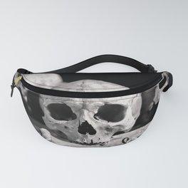Skulls And Bones Fanny Pack