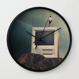 We are going to Escape Wall Clock