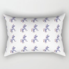Unicorn Pattern  Rectangular Pillow