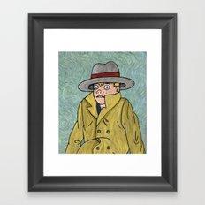 Vincent Adultman Framed Art Print