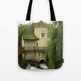 Moret Sur Loing-France Tote Bag
