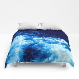 The Deep Blue Sea Comforters