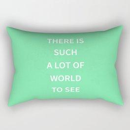 Drifters Rectangular Pillow