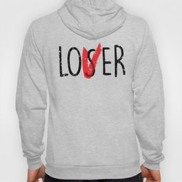 Loser and Love Hoody