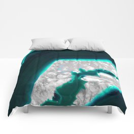 Fluo Agate Comforters
