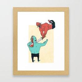 Gypsys Framed Art Print