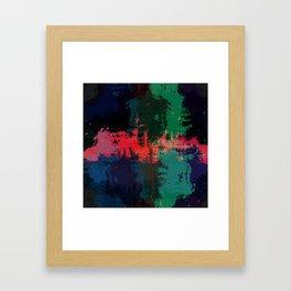 not_change_pic 01 Framed Art Print