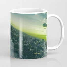 Sunset, in London Coffee Mug