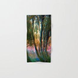 Trippy Trees Hand & Bath Towel