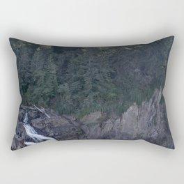 Over the Falls Rectangular Pillow