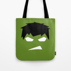 The Hulk Superhero Tote Bag