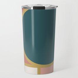 Maximalist Geometric 05 Travel Mug