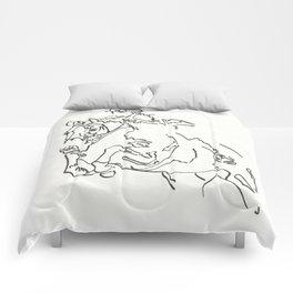 Hunter 1 Comforters