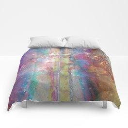Galaxy Melt Comforters