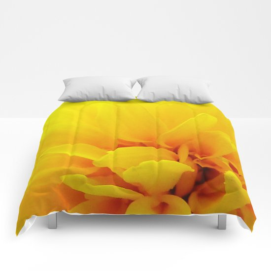 Summer light Comforters