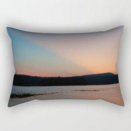 Ray of Light Rectangular Pillow