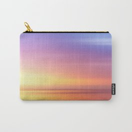 Abstract Sunset IV Carry-All Pouch