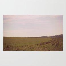 Long Field Rug