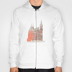 NYC Jefferson Market Library Hoody