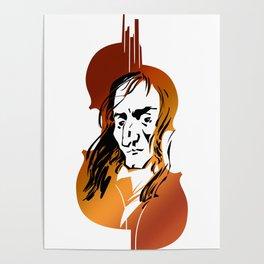 Niccolo Paganini Poster