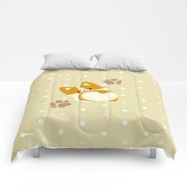 CORGI BUTT Comforters