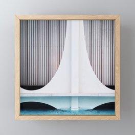parabolic Framed Mini Art Print