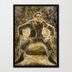 dalì-line Canvas Print