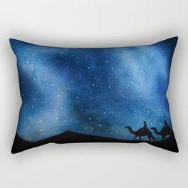 Arabian Night Rectangular Pillow