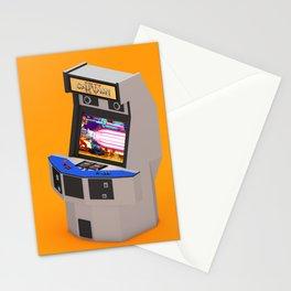 Capcom Captain IV Stationery Cards