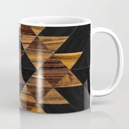Urban Tribal Pattern No.11 - Aztec - Wood Coffee Mug