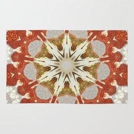 Fractal Carpet Mandala 21 Rug