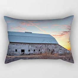 Barn On Newell Rectangular Pillow