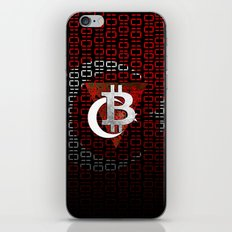 bitcoin turkey iPhone & iPod Skin